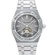 Audemars Piguet Royal Oak Tourbillon Platine 41mm Gris