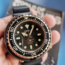 Seiko Marinemaster Titanium 48mm Black No numerals Malaysia
