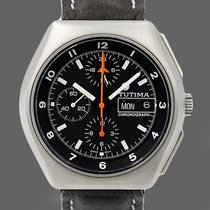 Tutima Military 760-01 Very good Titanium Automatic