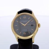 Baume & Mercier Clifton Rose gold 39mm Grey
