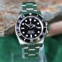 Rolex Submariner (No Date) new 2020 Automatic Watch with original box and original papers 114060
