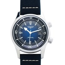 Longines Legend Diver Steel 42.00mm Blue