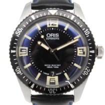 Oris Steel 40mm Automatic 01 733 7707 4035-07 4 20 18 pre-owned