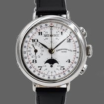 Eberhard & Co. Silver Manual winding 36018 pre-owned