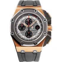 Audemars Piguet 26568OM.OO.A004CA.01 Or rose 2014 Royal Oak Offshore Chronograph 44mm occasion