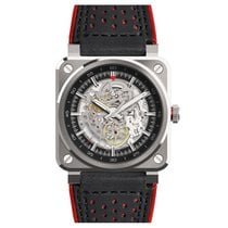 Bell & Ross BR 03-92 Steel Steel 42mm Transparent United States of America, Connecticut, Greenwich