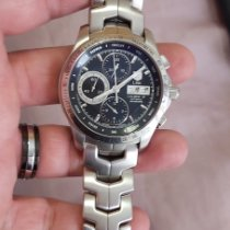 TAG Heuer Link Calibre 16 CJF211A Very good Steel Automatic South Africa, Cape Town