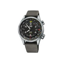 Oris Big Crown ProPilot Altimeter Acier 47mm Noir France, Paris