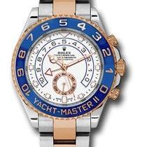 Rolex Yacht-Master II Gold/Steel 44mm White