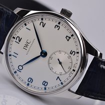 IWC IW358304 Acero 2020 Portuguese Automatic 40.4mm usados