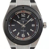 IWC Ingenieur Automatic Acero 43.5mm Negro