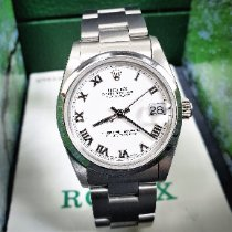Rolex Lady-Datejust Steel 31mm White Roman numerals United Kingdom, Kent