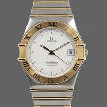 Omega Constellation Very good Gold/Steel Automatic