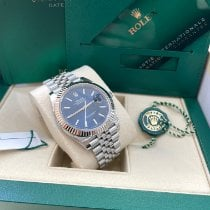 Rolex Datejust 126334 New Steel 41mm Automatic United States of America, New Jersey, Totowa