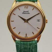 Piaget 15988 Yellow gold 1993 33.5mm pre-owned