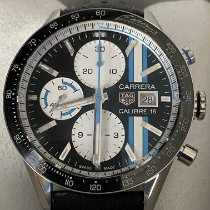 TAG Heuer Carrera Calibre 16 new 2019 Automatic Watch with original box and original papers CV201AT