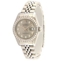 Rolex 69174 1990 Lady-Datejust 26mm usados