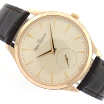 Jaeger-LeCoultre Master Ultra Thin 38 Yellow gold 38.5mm Champagne No numerals