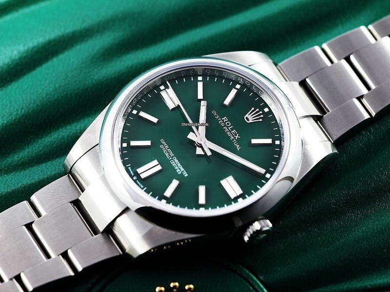 Rolex Oyster Perpetual 124300 2020 new