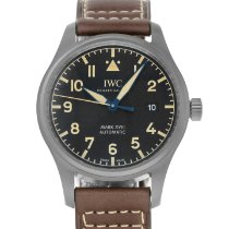 IWC Pilot Mark Titanium 40mm Black Arabic numerals United States of America, Maryland, Baltimore, MD
