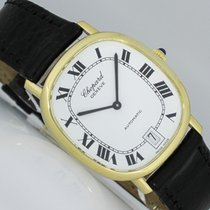 Chopard Classic Or jaune 30mm Blanc Romains