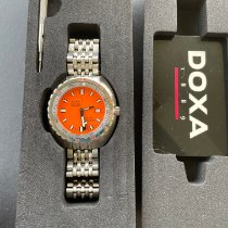 Doxa Steel 46mm Automatic 4014781 pre-owned United States of America, California, Carmel