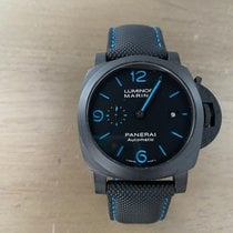 Panerai Luminor Marina Automatic Carbon 44mm Black