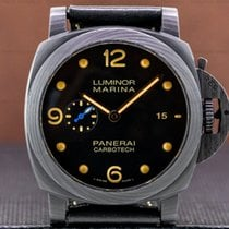Panerai Titanium 44mm Automatic 36694 pre-owned United States of America, Massachusetts, Boston