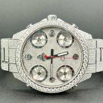 Jacob & Co. Five Time Zone Steel 47mm Silver United States of America, California, Pleasanton