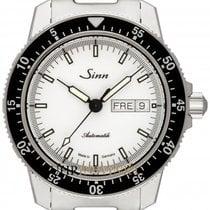 Sinn Steel 41mm Automatic 104.012 new
