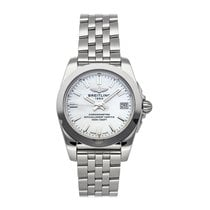 Breitling Galactic 36 Steel 36mm White No numerals United States of America, Pennsylvania, Bala Cynwyd