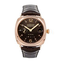 Panerai Special Editions Rose gold 45mm Brown United States of America, Pennsylvania, Bala Cynwyd