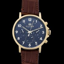 Tommy Hilfiger Steel 44mm Quartz 1710380 new United States of America, California, Burlingame