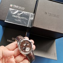 TAG Heuer Grand Carrera WAV5113.FC6231 Very good Steel 42.5mm Automatic Malaysia, Petaling Jaya