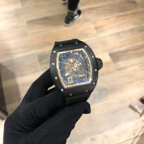 Richard Mille RM 030 Carbone 50mm Transparent Arabes