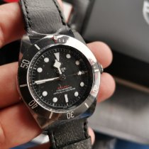 Tudor Black Bay Dark Steel 41mm Black No numerals Malaysia, Petaling Jaya