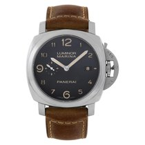 Panerai Luminor Marina 1950 3 Days Automatic Steel 45mm Black Arabic numerals United States of America, Florida, Surfside
