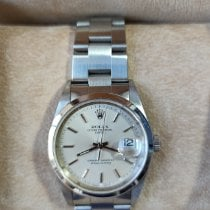 Rolex Oyster Perpetual Date 15200 Very good Steel 34mm Automatic Thailand, Chonburi