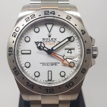 Rolex Explorer II 216570 Very good Steel 42mm Automatic