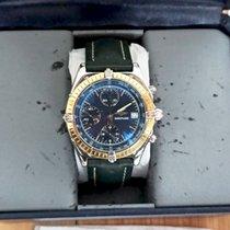 Breitling Chronomat Or/Acier 40mm Sans chiffres France, PARIS