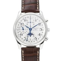 Longines Master Collection Acero 40mm Plata