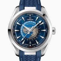 Omega Seamaster Aqua Terra Acier 43mm Bleu