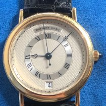 Breguet Classique Yellow gold 33mm White United States of America, New York, New york