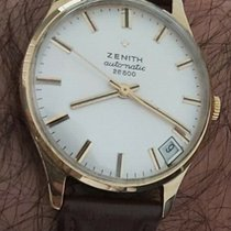 Zenith Yellow gold 1972 33mm pre-owned