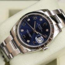 Rolex Oyster Perpetual Date Acciaio 34mm Blu Italia, BOLOGNA
