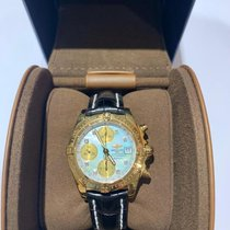 Breitling Yellow gold Automatic Yellow new