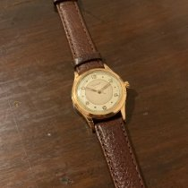 Ernest Borel Yellow gold 32mm Automatic pre-owned