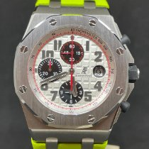Audemars Piguet 26170ST.OO.1000ST.01 Acier 2009 Royal Oak Offshore Chronograph 42mm occasion
