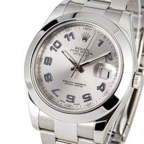 Rolex Datejust II Steel 41mm Grey