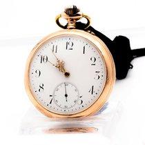 IWC Uhr gebraucht Rotgold Handaufzug Nur Uhr